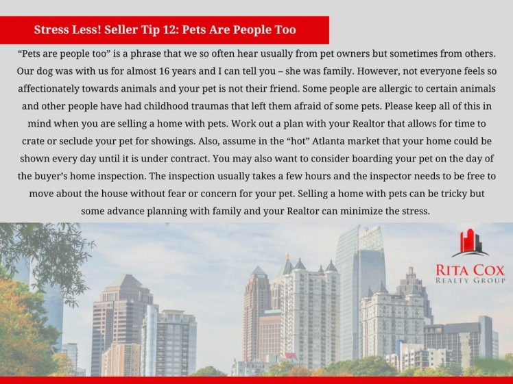 Stress_less_seller_tip_12_rita_cox_realty_group_keller_williams_real_estate