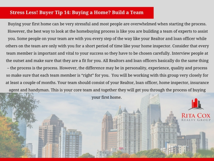 Stress_less_seller_tip_14_rita_cox_realty_group_keller_williams_real_estate