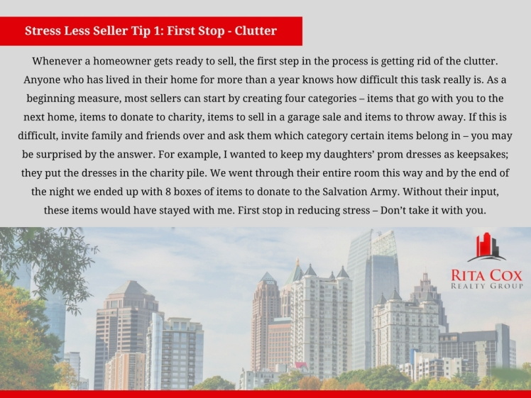 Stress_less_seller_tip_1_rita_cox_realty_group_keller_williams_real_estate